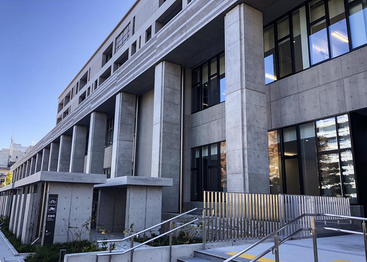 高知市新庁舎