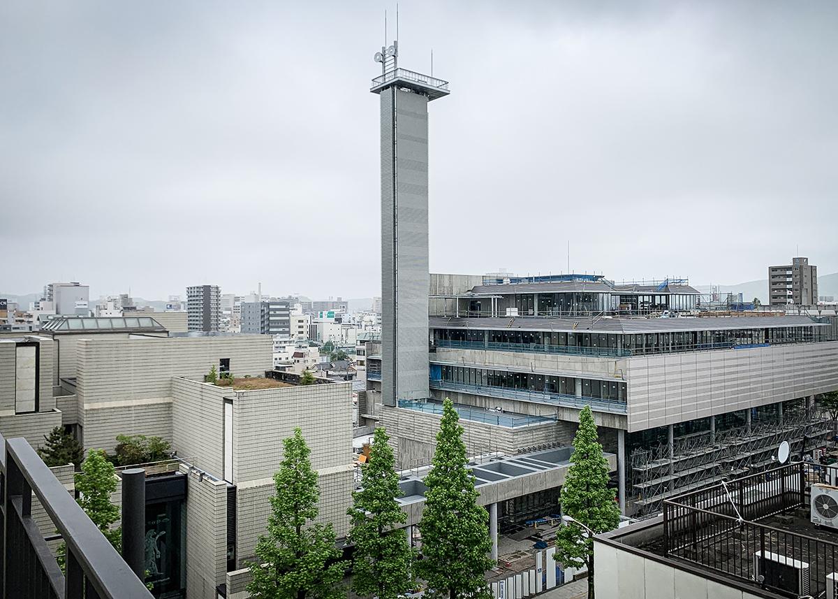 山陽放送株式会社 RSKイノベイティブ・メディアセンター本館