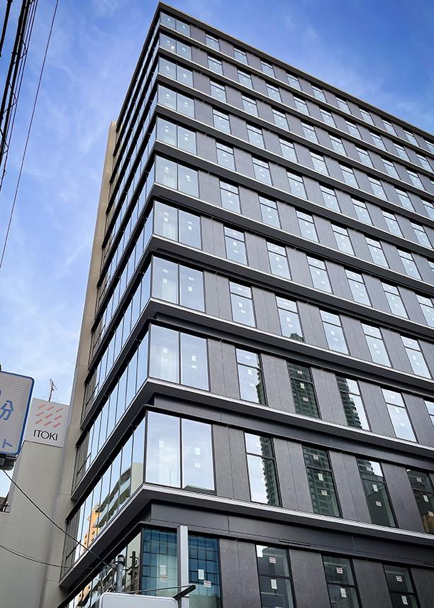 大阪市内Hオフィスビル