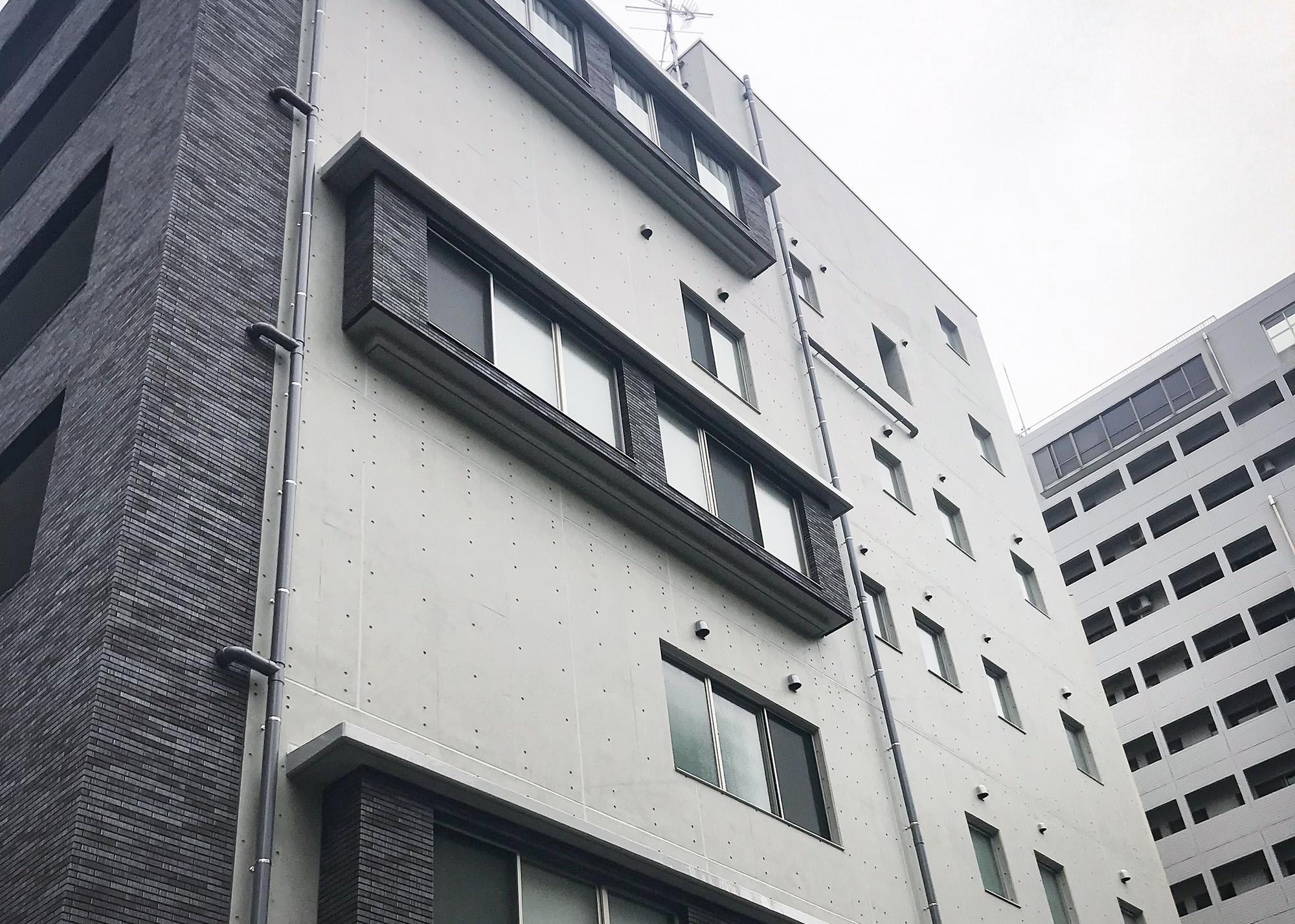 大阪府警察署本部 島之内別館